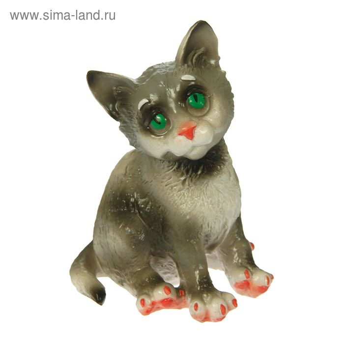 "Статуэтка ""Котёнок"" микс"