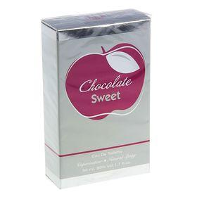 Туалетная вода женская Marc Bernes Chocolate Sweet, 50 мл Ош