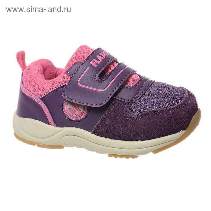 Кроссовки детские, размер 21, цвет розовый/фуксия (арт. NK5611)