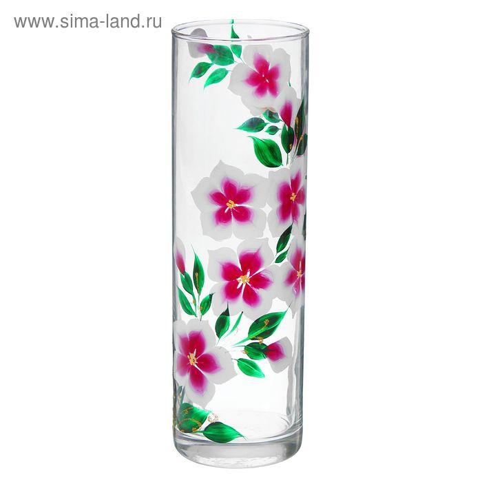 """Ваза Flora """"Цветочный серпантин"""""""