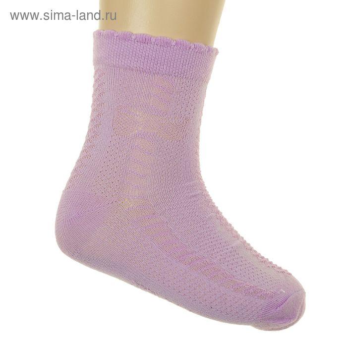 Носки детские Кокетка, размер 20-24 (размер обуви 30-38), цвет МИКС GS-149