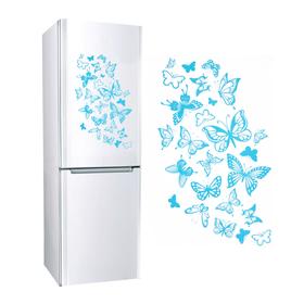 "Наклейки декоративные ""Бабочки"", 40 х 60 см"
