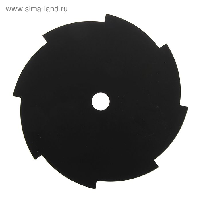 Металлический диск Prorab 840408 B, для бензиновых триммеров, 255х25.4 мм, 8 зубьев