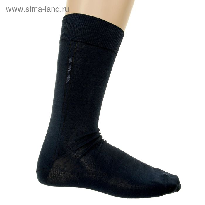 Носки мужские арт.5В260, цвет темно-синий, р-р 27-29 (разм.обуви 42-44)