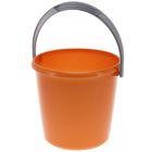 "Ведро 3 л ""Соло"", цвет оранжевый перламутр"