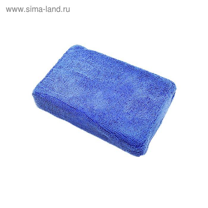 """AIRLINE Губка для мытья """"Кирпич"""", из микрофибры 1355590"""