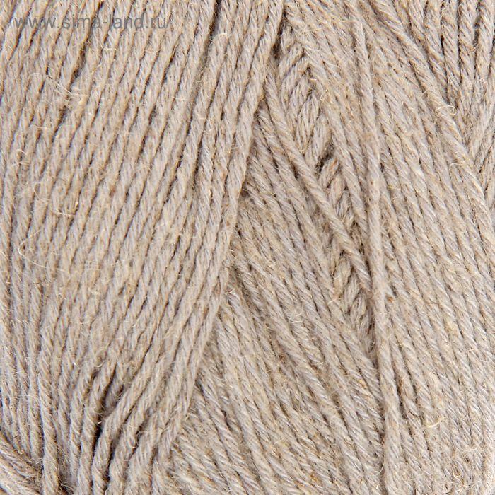 """Пряжа """"Bodrum"""" 48% лен, 52% полиэстер, 280м/100гр (419 серый)"""