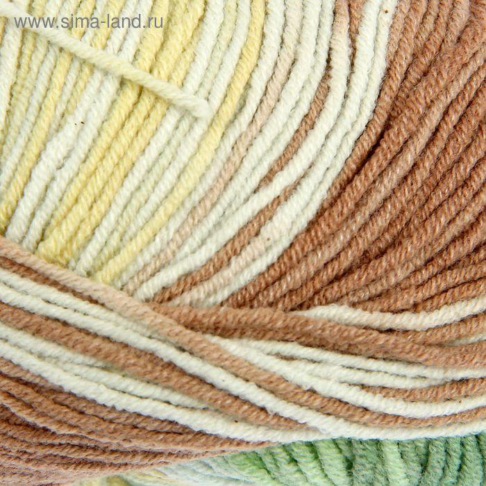 """Пряжа """"Cotton Gold Batik"""" 55% хлопок, 45% акрил, 330м/100гр (3305)"""