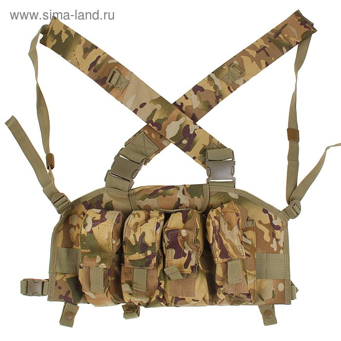 Жилет разгрузочный KINGRIN Tactical vest (CP) VE-14-CP