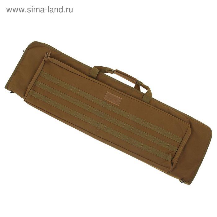 Чехол для оружия 100CM Molle Gunbag Tan GB-01-T