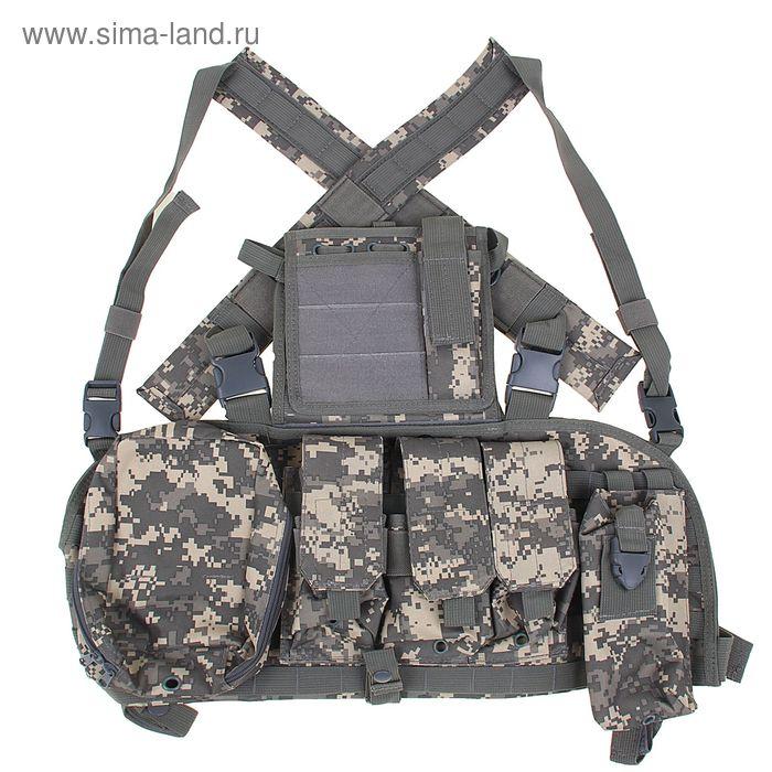 Жилет разгрузочный KINGRIN M4 vest (ACU) VE-07-ACU