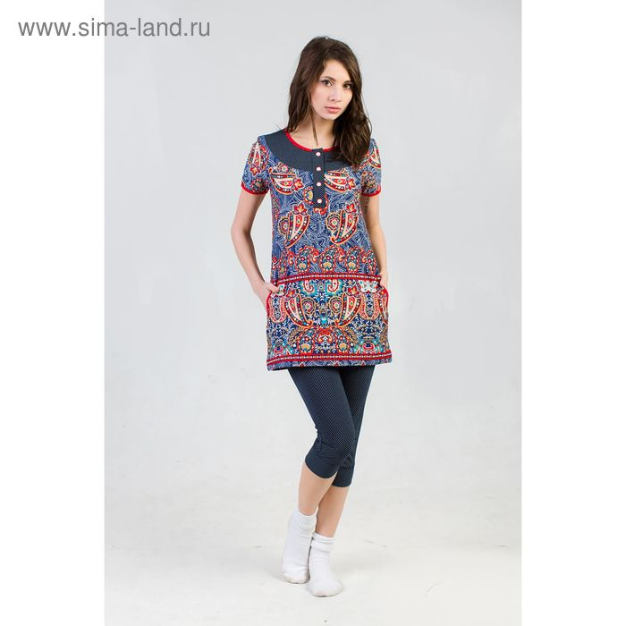 Туника женская Арина МИКС, р-р 48