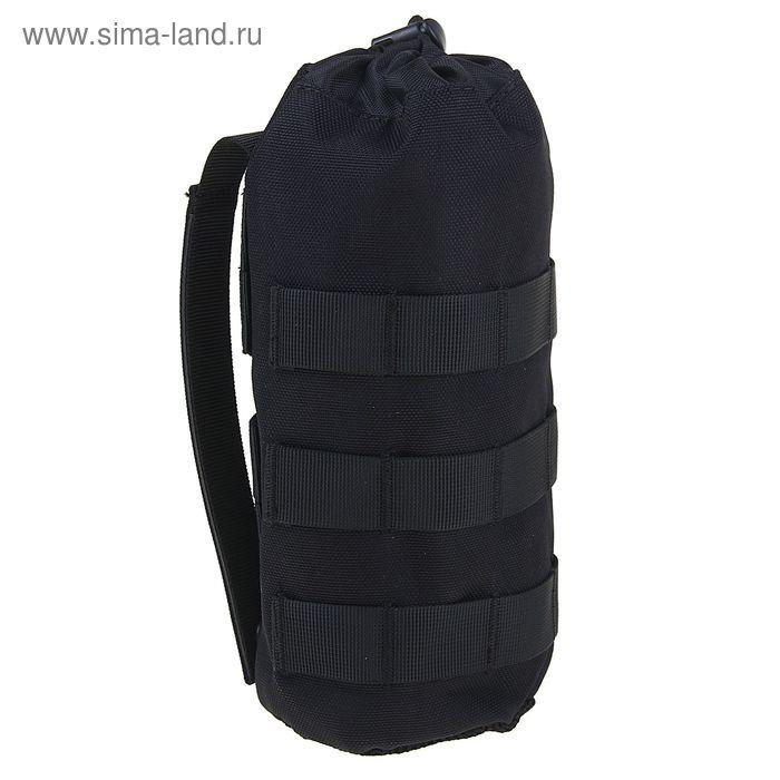Подсумок Hanging water bottle bag Black BP-21-BK, 1л