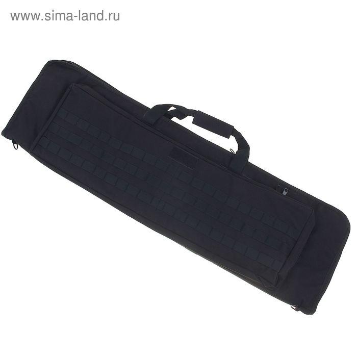 Чехол для оружия 100CM Molle Gunbag Black GB-01-BK