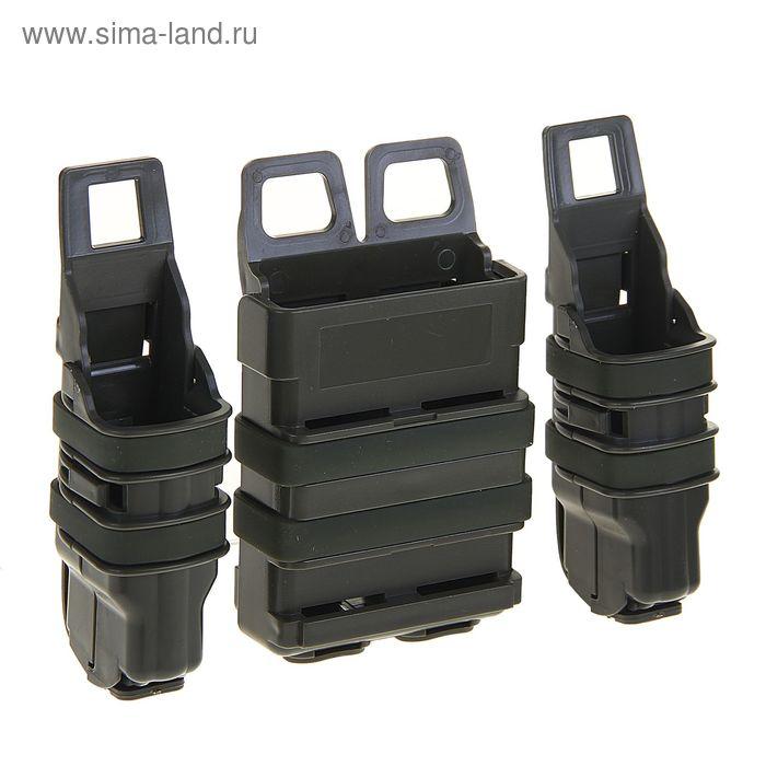Подсумок Fast Mag accessory box of vest (L SIZE) OD MG-05-OD