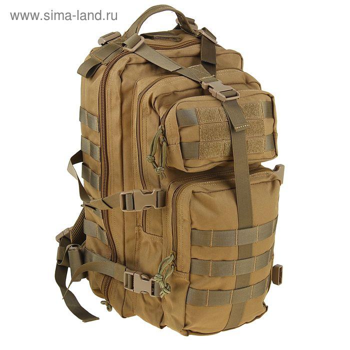 Рюкзак 3P Tactical Backpack Tan BP-02-T, 40 л