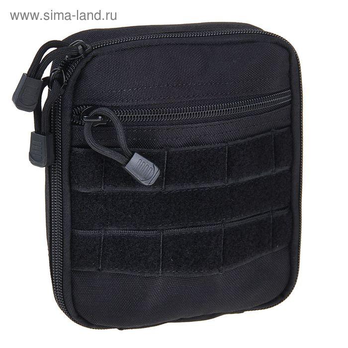 Подсумок Medical Bag Black BP-20-BK, 1 л