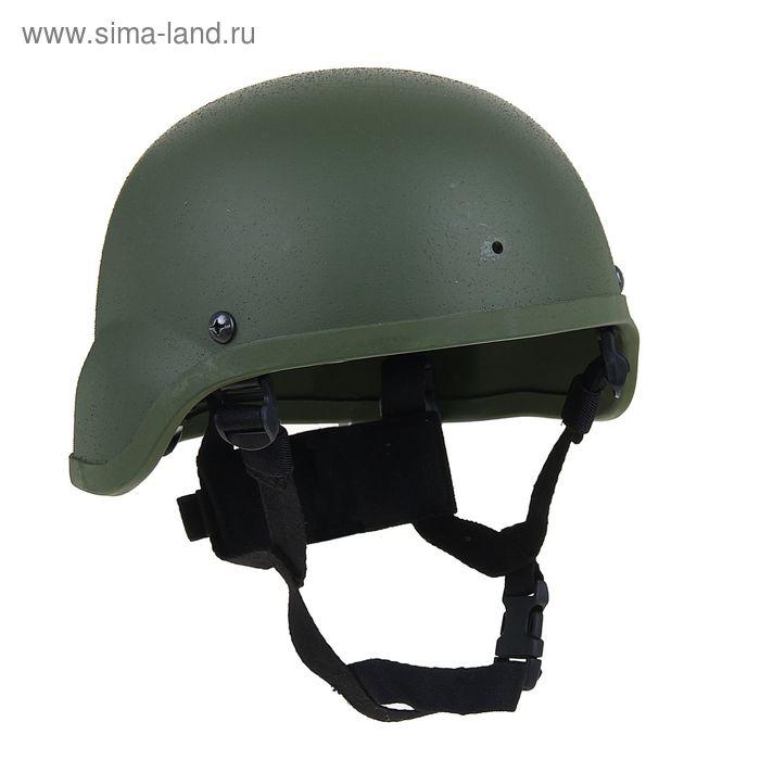 Шлем для страйкбола KINGRIN MICH HELMET HL-11-OD