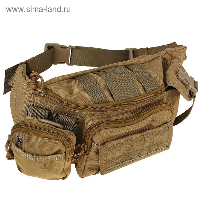 Сумка поясная Waist Bag Tan BP-12-T, 3,5 л