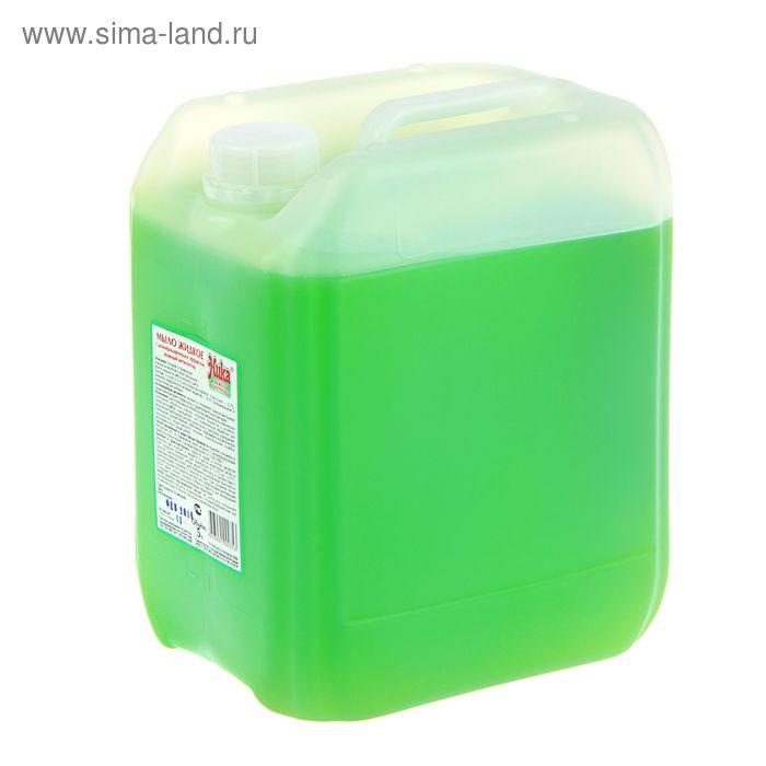"""Мыло жидкое с дезинфицирующим эффектом """"Ника-свежесть антибактериальное"""", канистра, 5 л"""