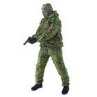 Костюм для страйкбола Leaflike Camouflage Uniform Woodland UN-12-WL