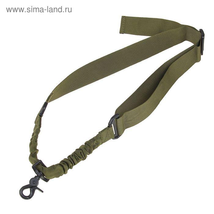 Ремень оружейный KINGRIN one point sling (OD) SL-07-OD