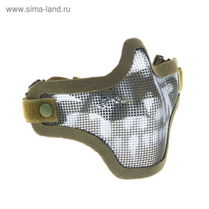 Маска для страйкбола V1 Scouts Mask(Adaptation Version of Future Assault Shell Technology Helmet) MA