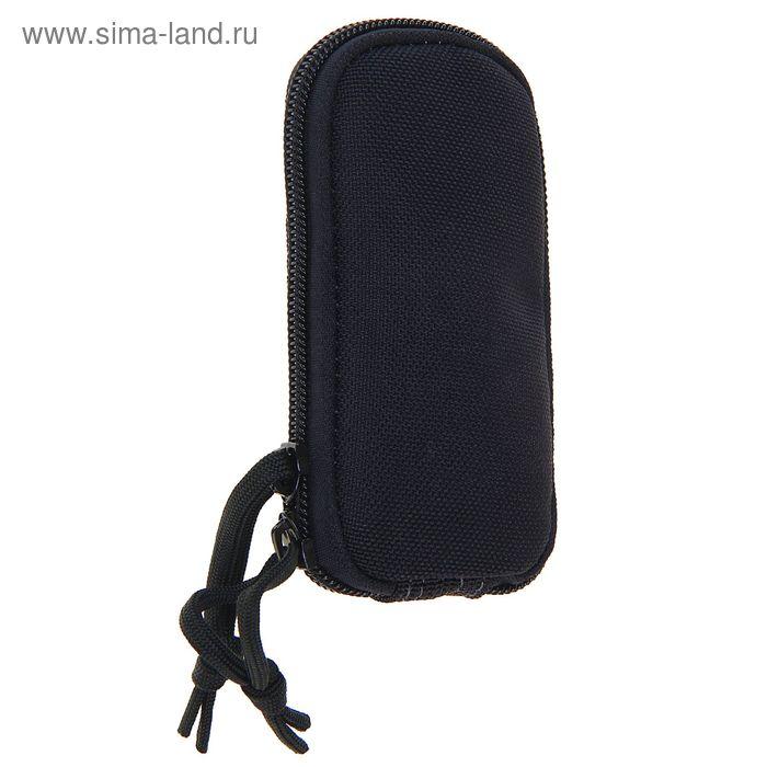 Подсумок Folding water bottle bag Black BP-18-BK, 0,5 л,