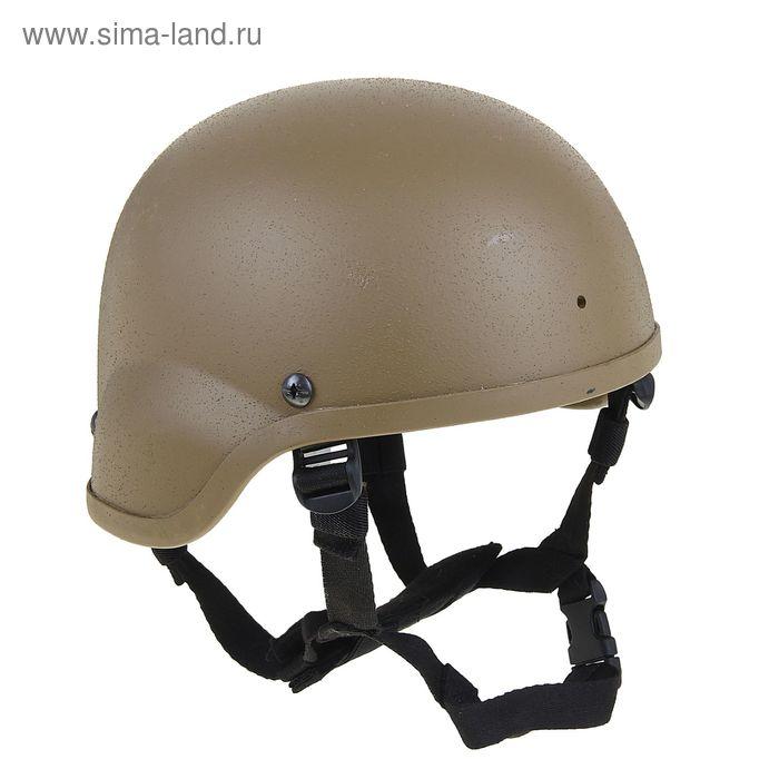 Шлем для страйкбола KINGRIN MICH HELMET HL-11-T