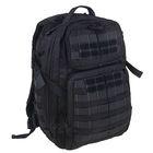 Рюкзак Travel Backpack Black BP-07-BK, 45 л