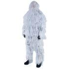 Костюм для страйкбола Burrs Camouflage Uniform  Snow UN-11-SN