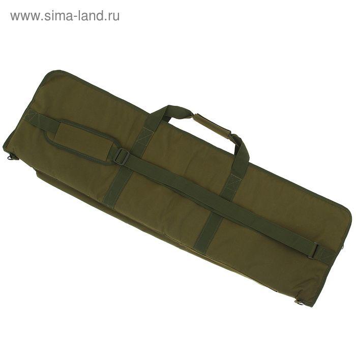 Чехол для оружия 100CM Molle Gunbag OD GB-01-OD