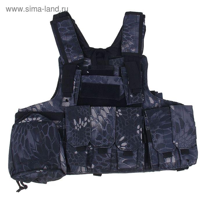 Жилет разгрузочный KINGRIN CIRAS vest (Typhon) VE-01-TY
