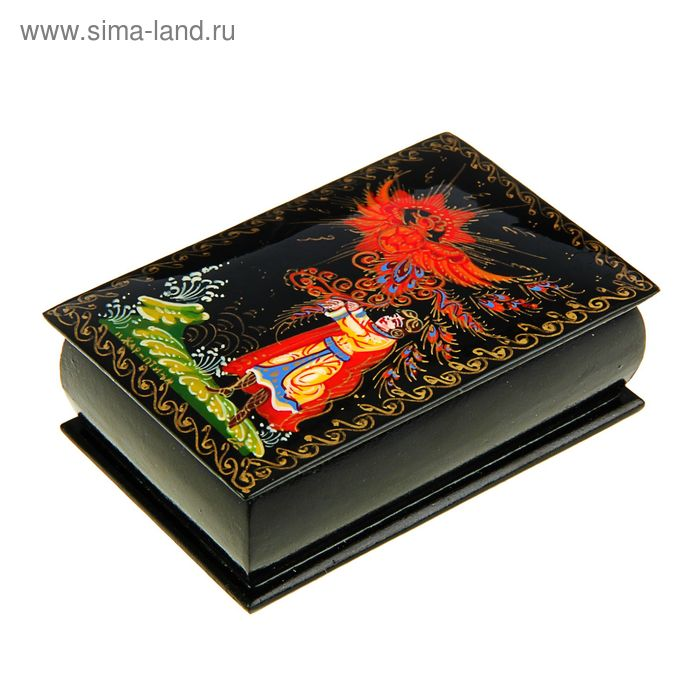 Шкатулка 6х9 см. микс, ручная роспись