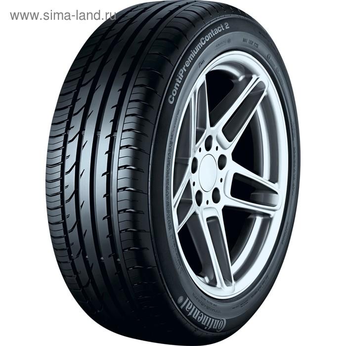 Летняя шина Continental ContiPremiumContact 2 FR 205/50 R17 89H