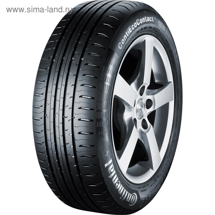 Летняя шина Continental ContiEcoContact 5 205/55 R16 91V