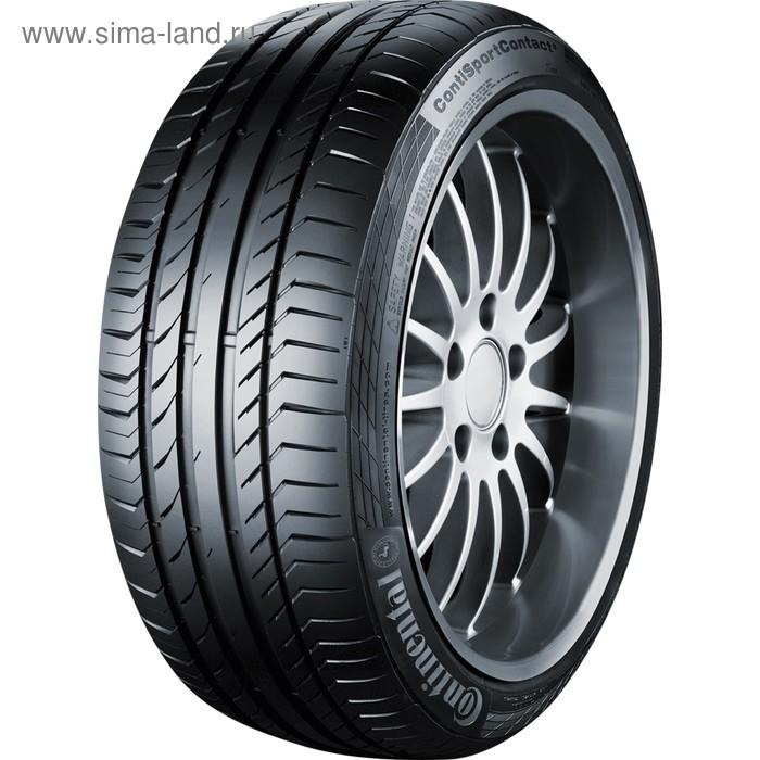 Летняя шина Continental ContiSportContact 5 FR MO 245/50 R18 100W
