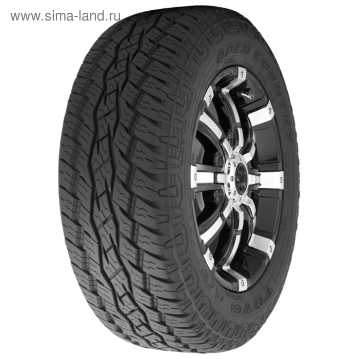 Летняя шина Toyo Open Country A/T Plus 225/75R16 104T