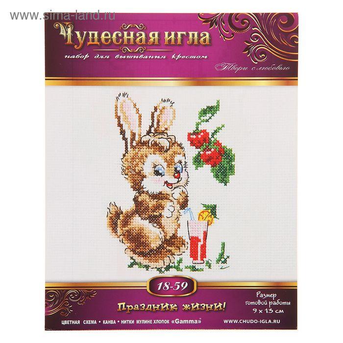 Набор для вышивания крестиком «Праздник жизни»