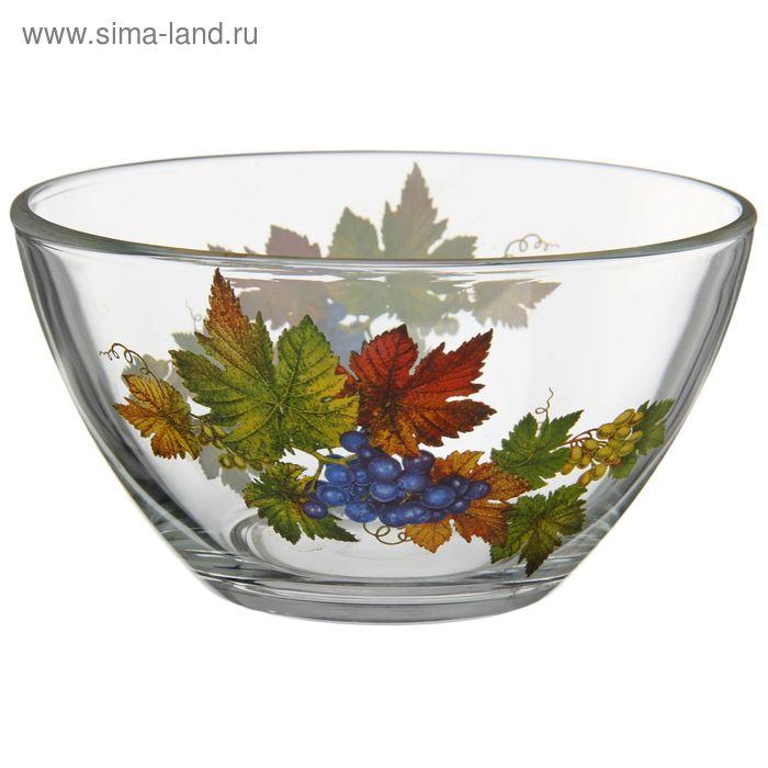 "Салатник d=13 см ""Осенний вальс"""