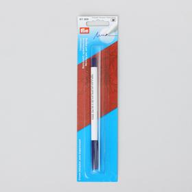 Маркер для ткани самоисчезающий, 611809, тонкий, цвет фиолетовый Ош