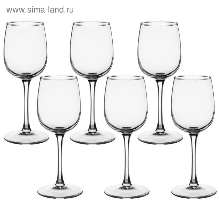 """Набор фужеров для вина 300 мл """"Аллегресс"""", 6 шт"""