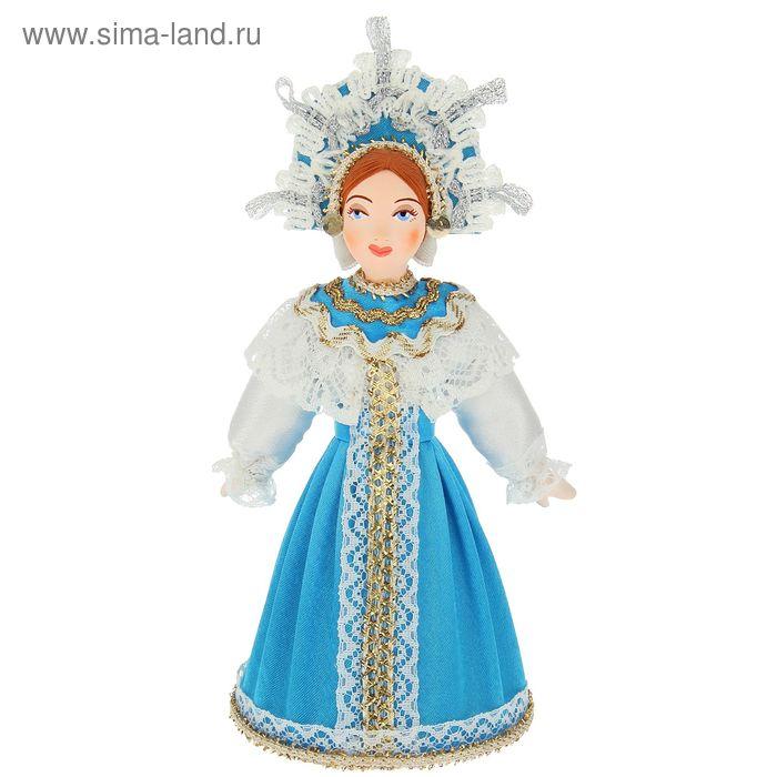 """Сувенирная кукла """"Злата"""" в традиц. праздн. костюме, Россия"""