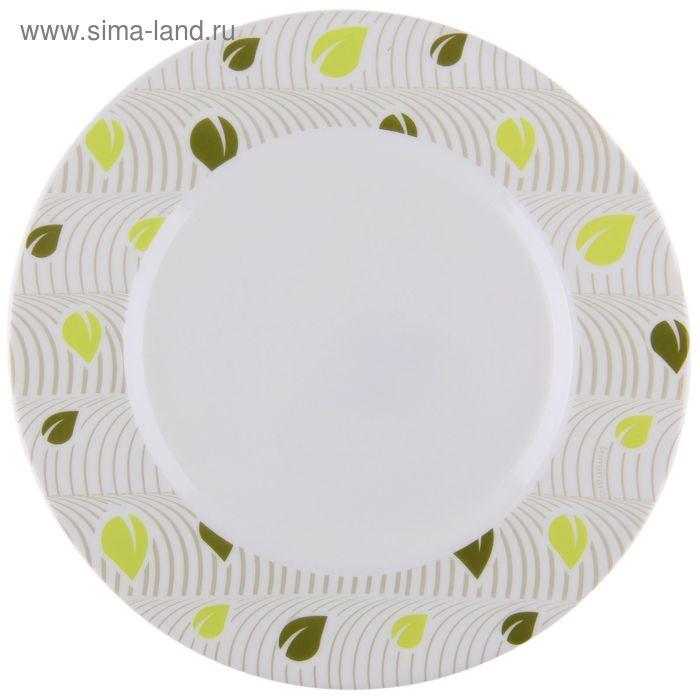 Тарелка десертная d=19 см Amely