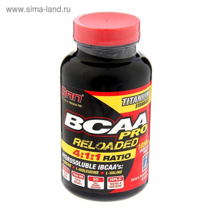 Аминокислоты SAN BCAA-Pro Reloaded 90таб