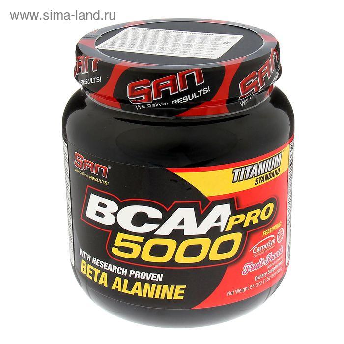 Аминокислоты SAN BCAA-Pro 5000 690г