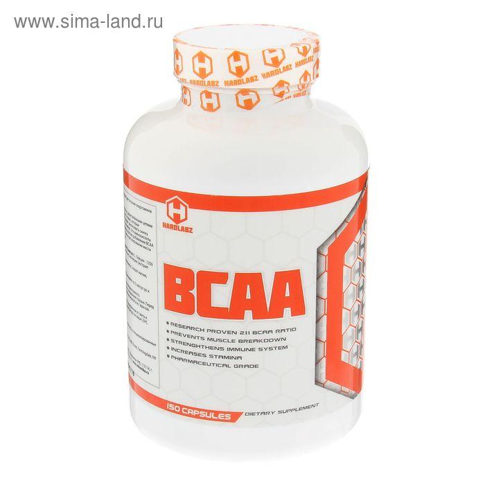 Аминокислоты Hardlabz BCAA 150 капс