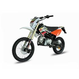 Мотоцикл Racer RC125-PE Pitbike, оранжевый Ош