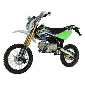 Мотоцикл Racer RC125-PM Pitbike, зелёный Ош