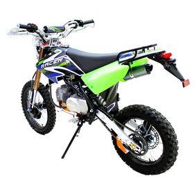 Мотоцикл Racer RC160-PM Pitbike, зелёный Ош